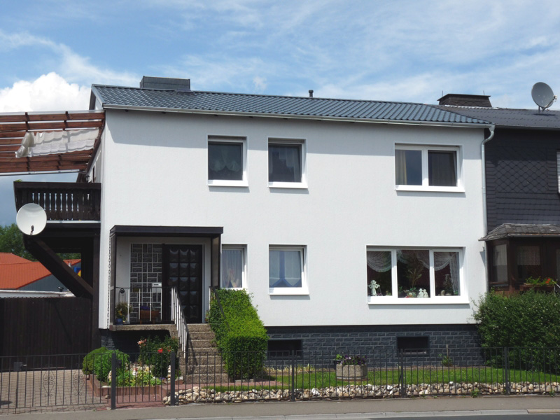 Alu Putzstruktur Fassadenwelten Beratung Vertrieb Und